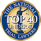 National Top 40 Under 40 Logo