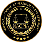 National Academy of Personal Injury Attorneys Logo